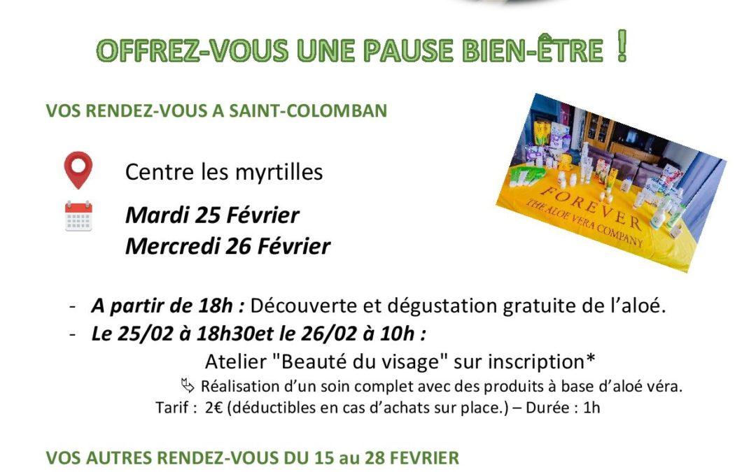 L'aloé s'invite à Saint-Colomban